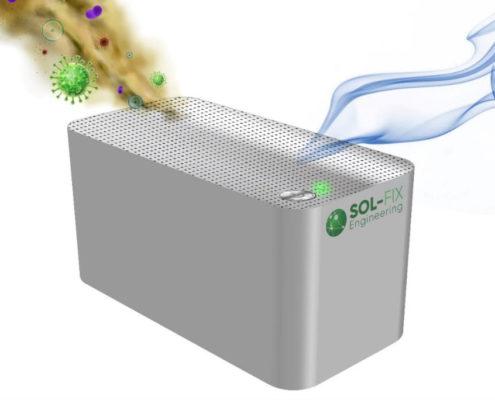 Photocatalytic Air Purifier