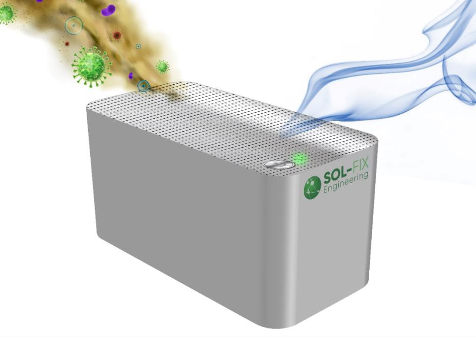Photocatalytic Air Purifier