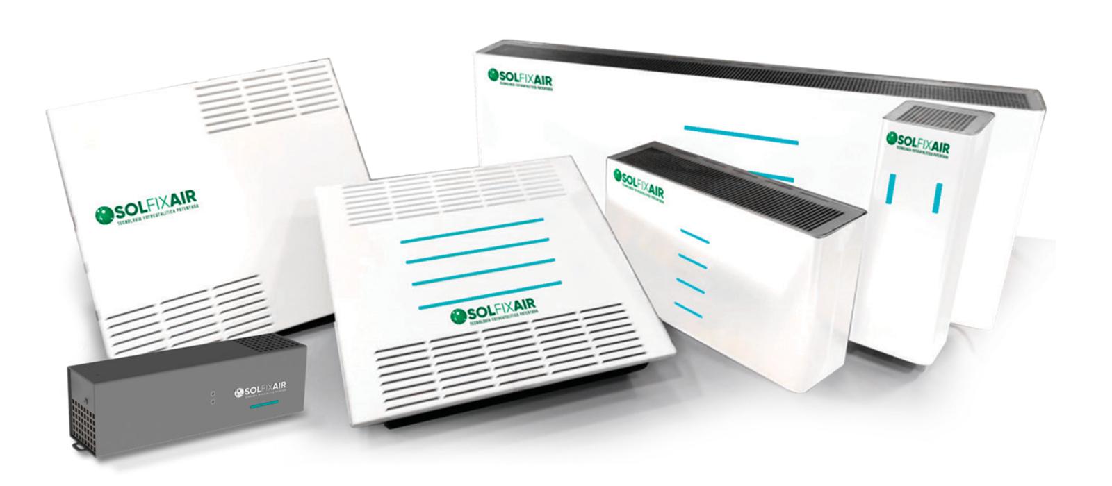 Airis Air Purifier Range